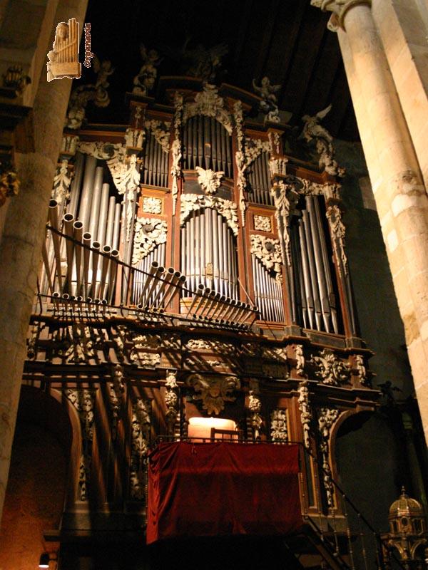 Órgano de la Iglesia de San Millán, Segovia