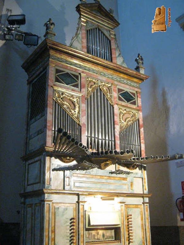 Órgano de la Iglesia de San Andrés